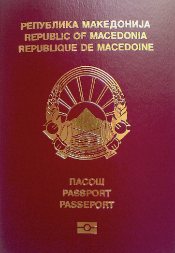 Visa Requirements For Macedonian Citizens Wikipedia