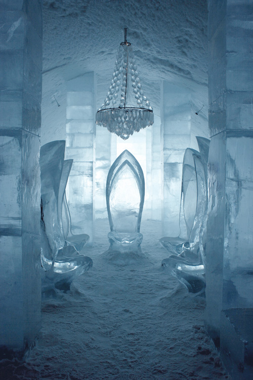Beautiful Ice Hotels From All Over The World Wow Amazing