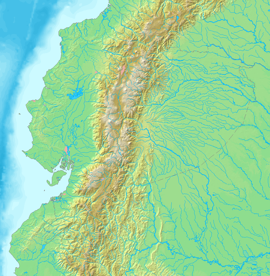 Image:Map of Ecuador Demis