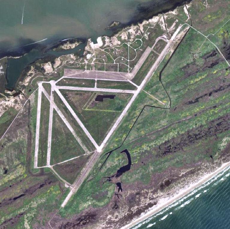 Matagorda Island Air Force Base