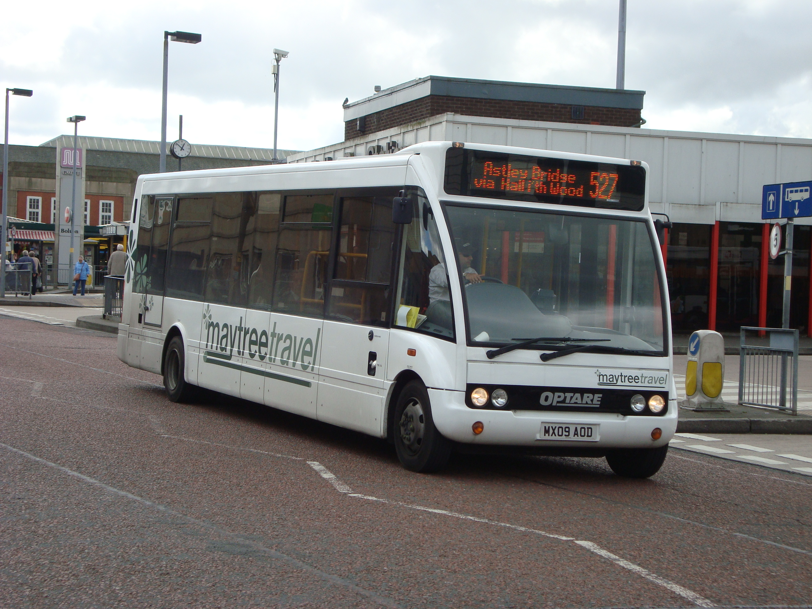 wessex bus times 507