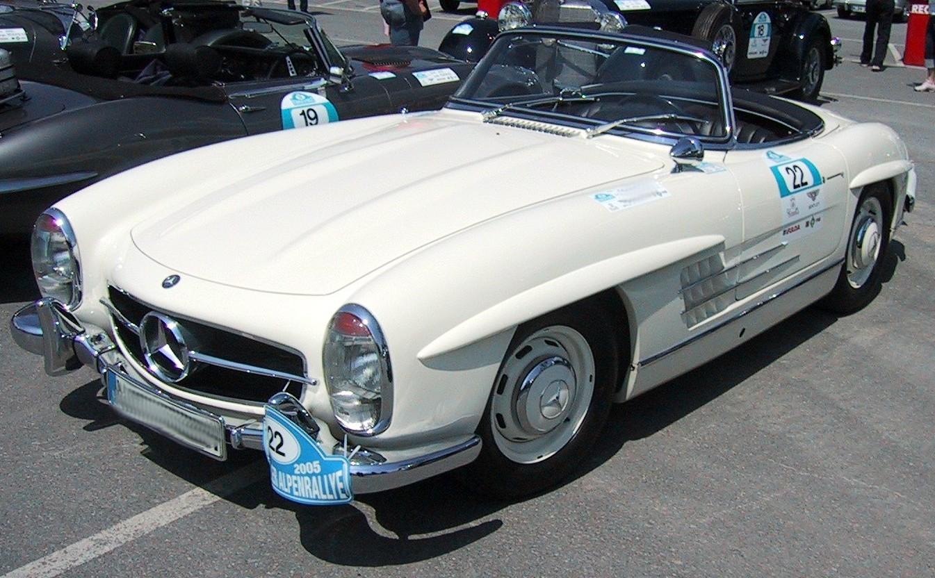 Mercedes Benz 300 Sl Wikipedia La Enciclopedia Libre
