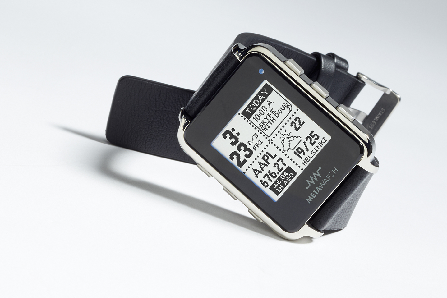 Metawatch Wikipedia Digital Watch Circuit