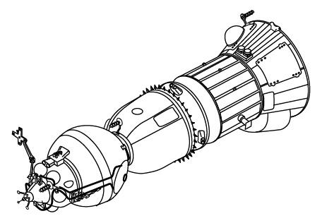 Mir Hardware Heritage/Part 1 - Soyuz - Wikisource, the free