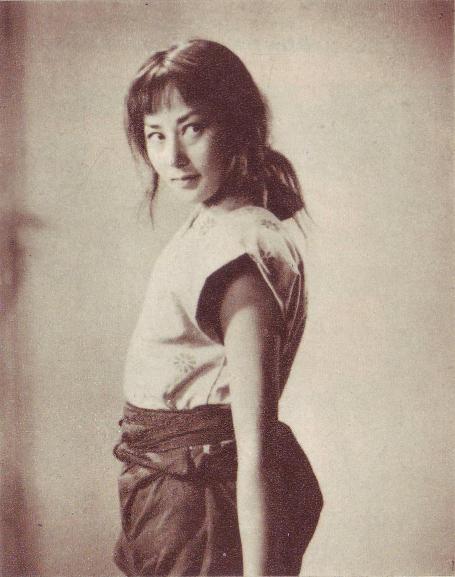 Uehara in 1957