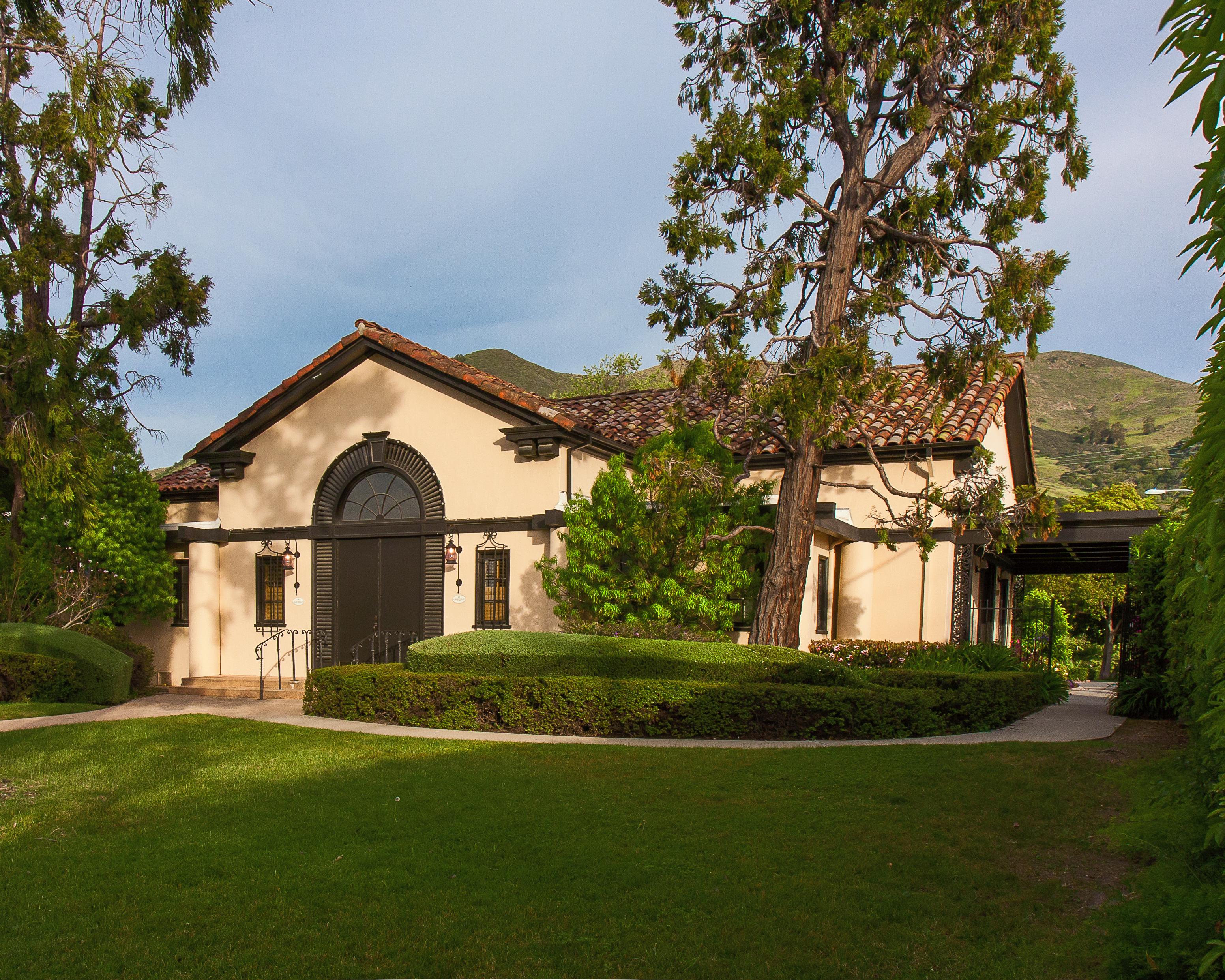 Monday Club San Luis Obispo Architectural Tour