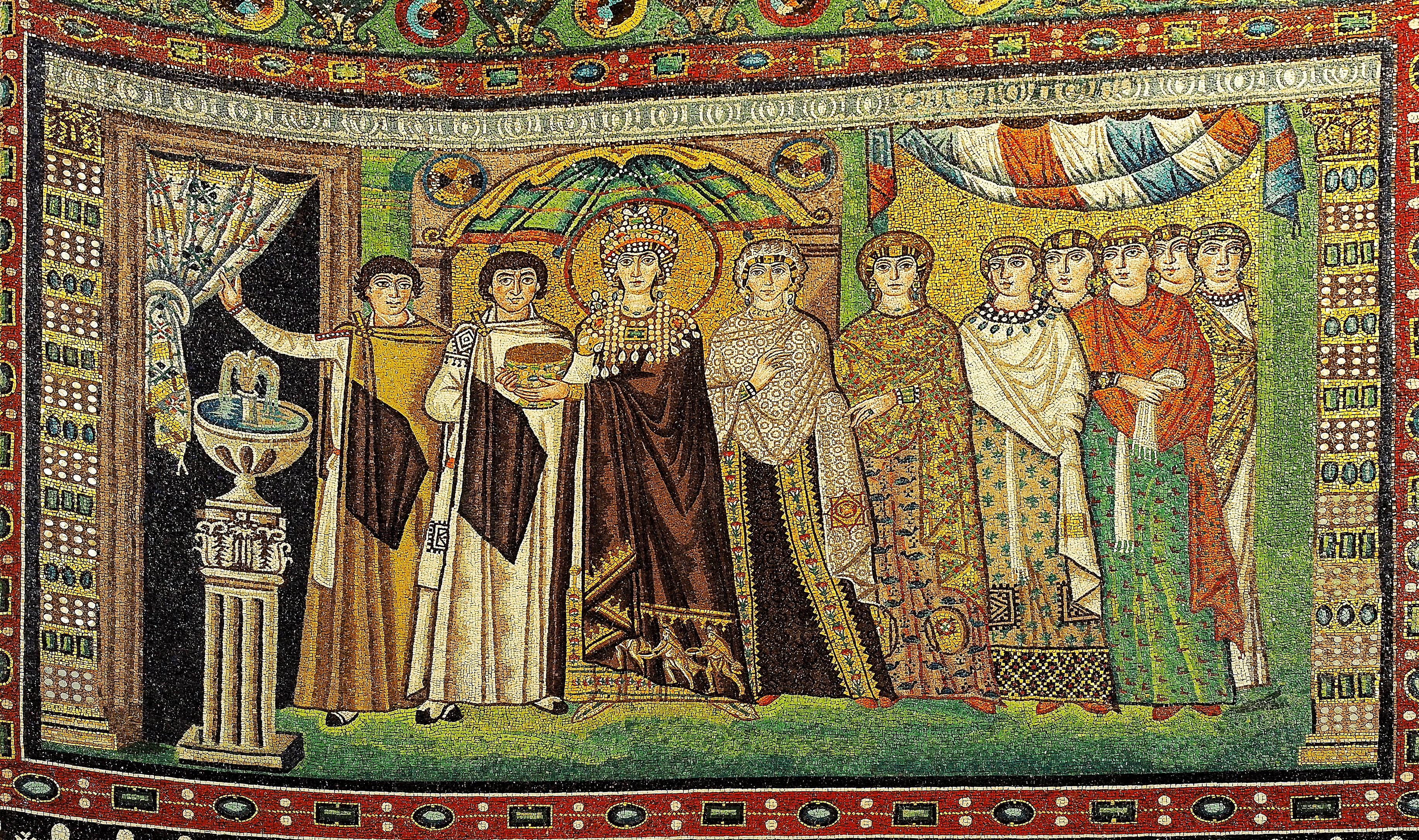 FileMosaic Of Theodora