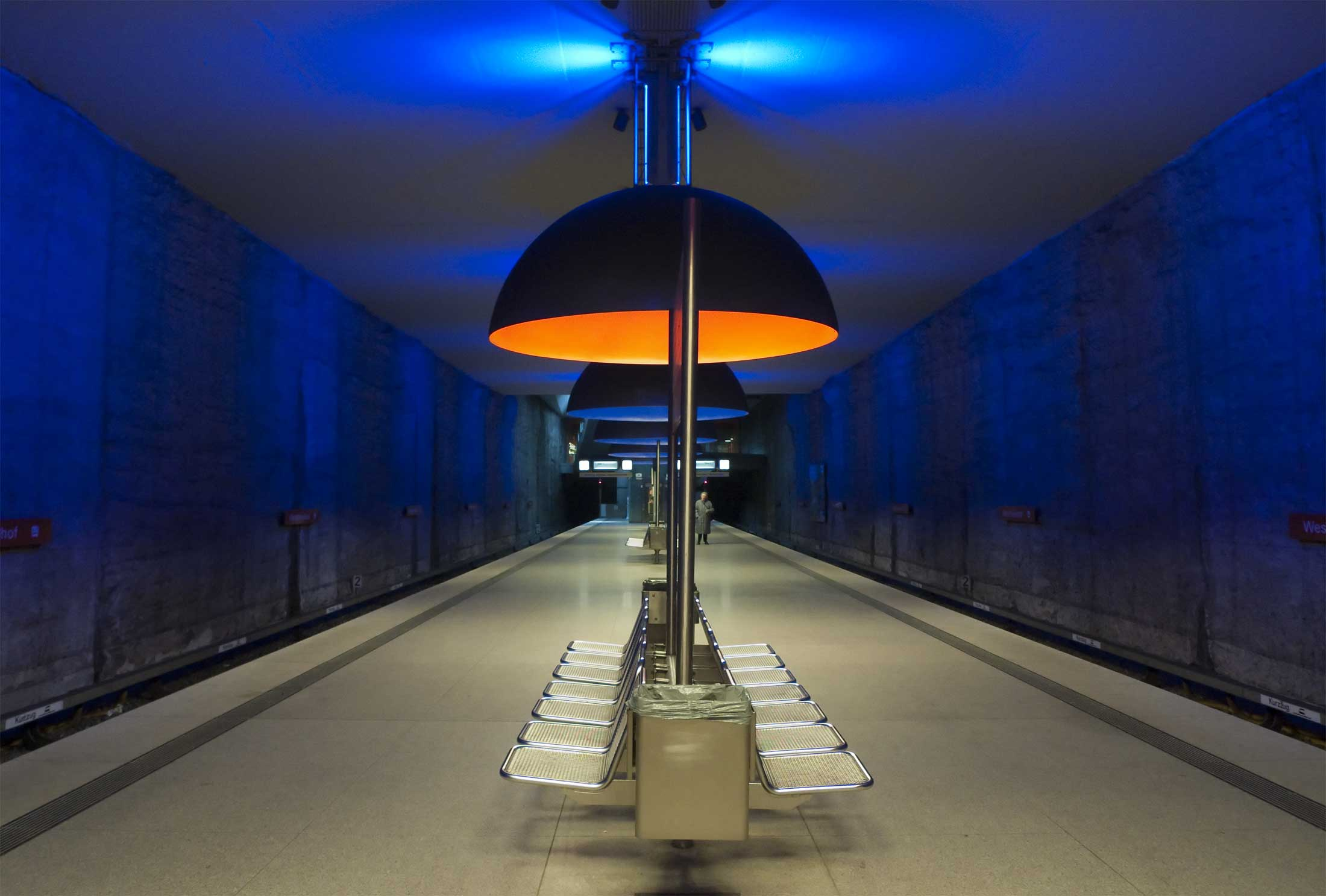 fichier munich subway westfriedhof u1 jpg wikip dia. Black Bedroom Furniture Sets. Home Design Ideas