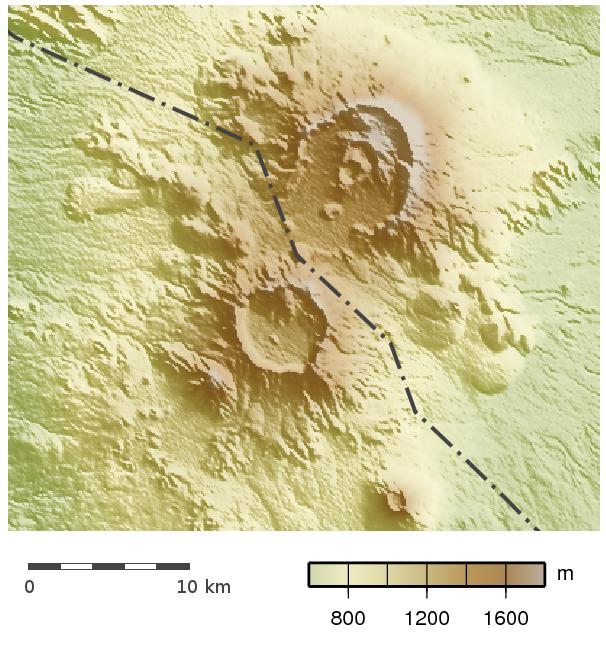 Gunung berapi Nabro