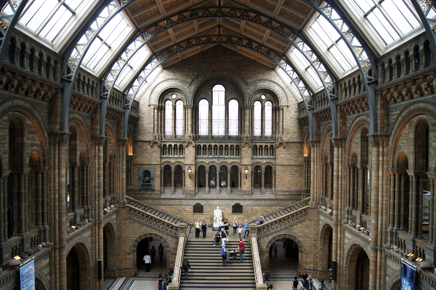 Natural History Museum Department Of Life Sciences