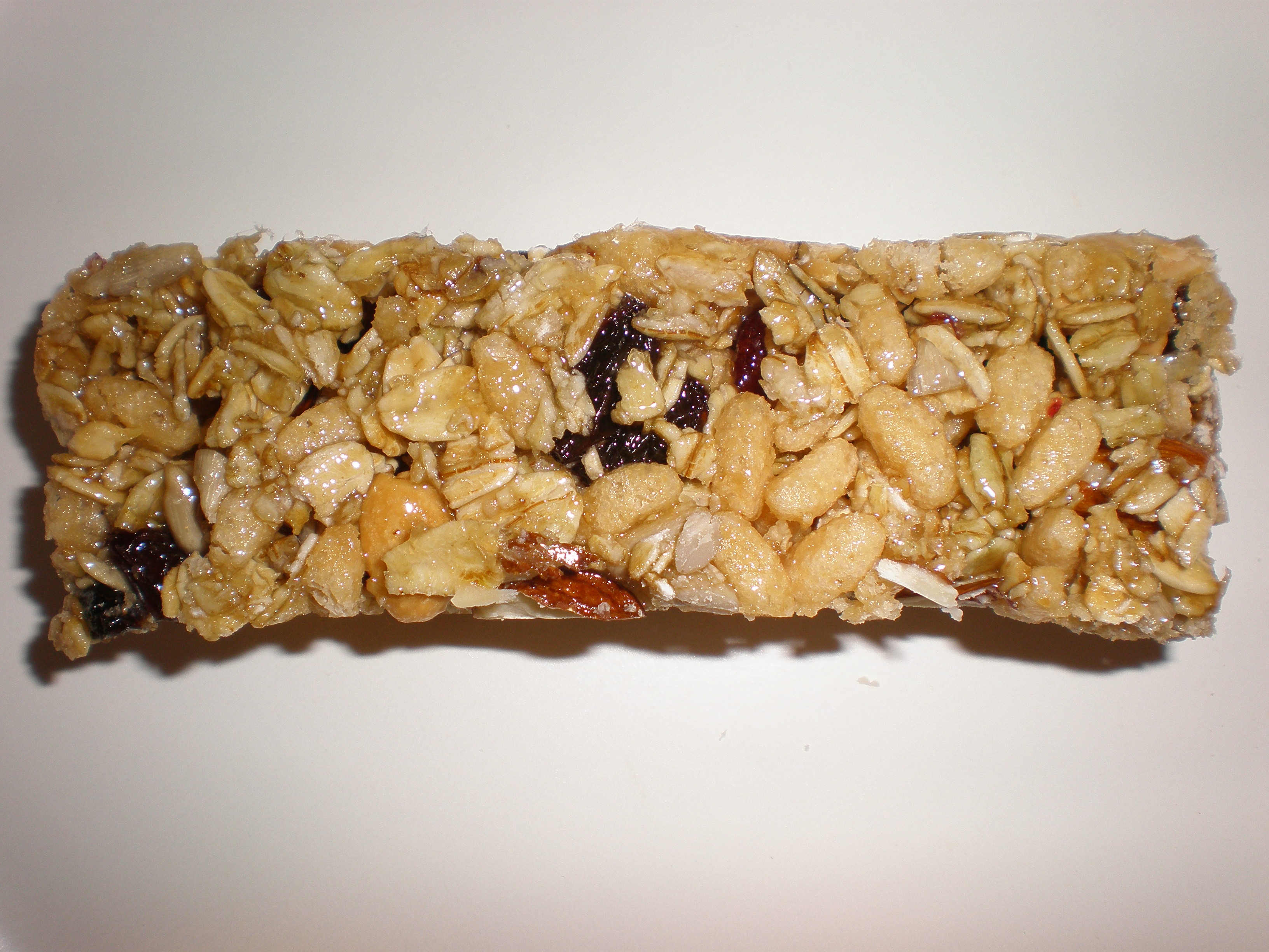 Peanut and Walnut Energy Bars
