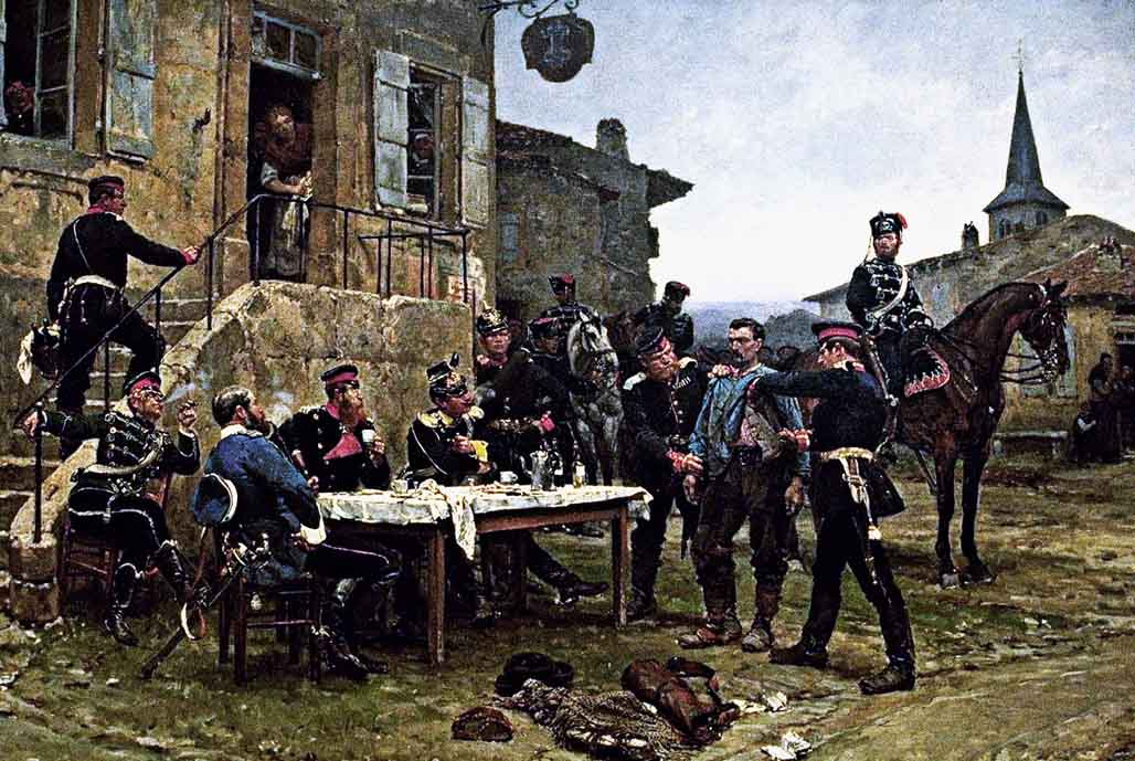 File:Neuville, Alphonse de - The Spy - 1880.jpg