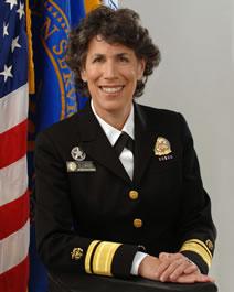 Nicole Lurie American admiral