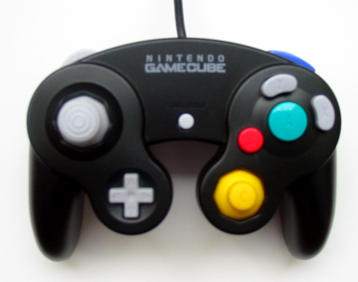 nintendo controllers game gamecube -#main
