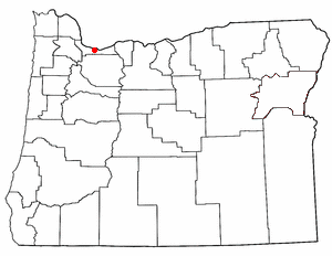 Loko di Wood Village, Oregon