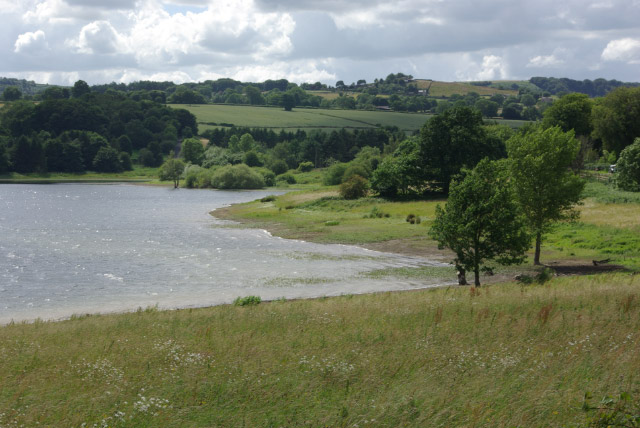 Ogston Reservoir - geograph.org.uk - 878793