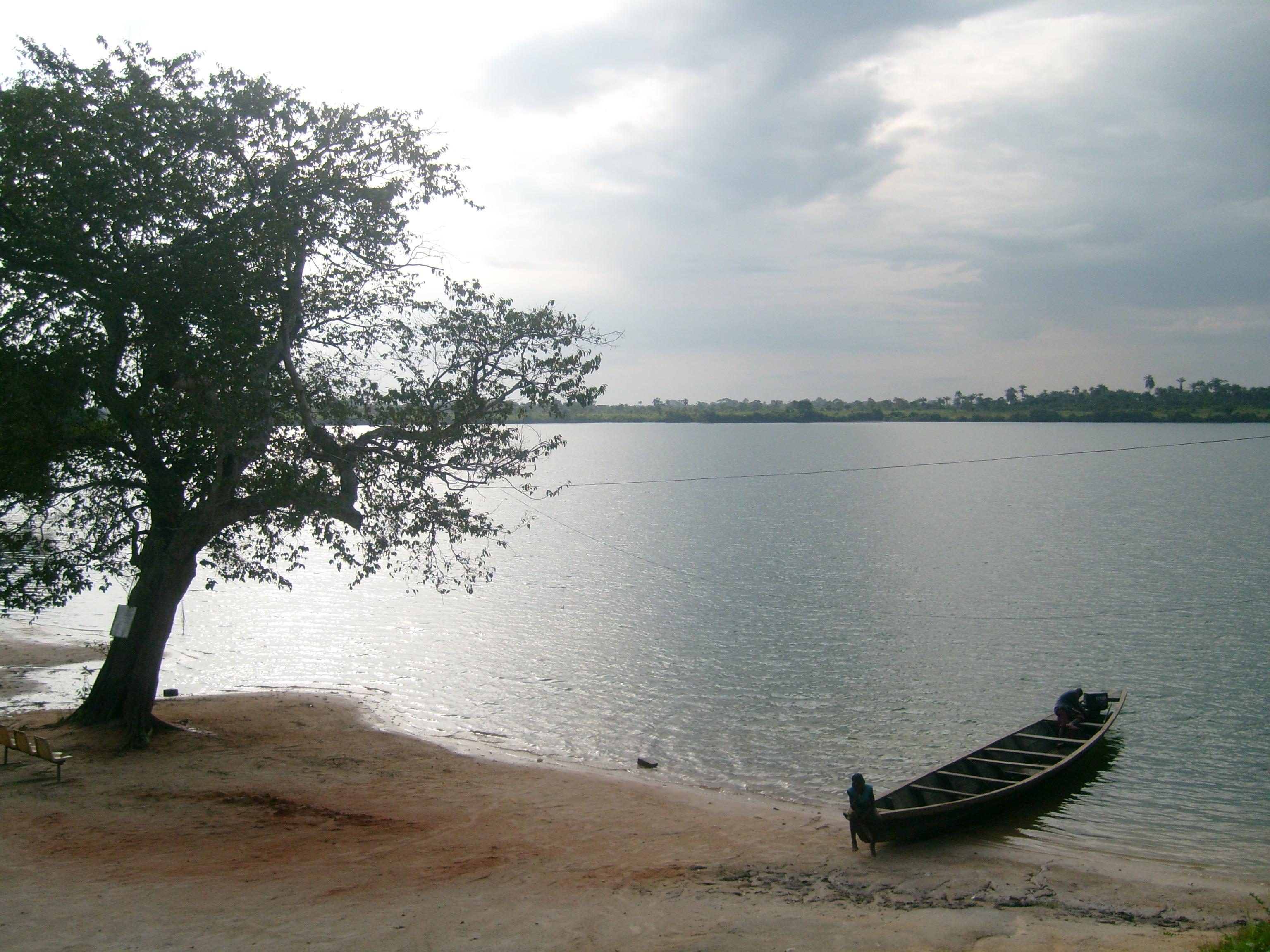 Image result for Oguta Lake and resort