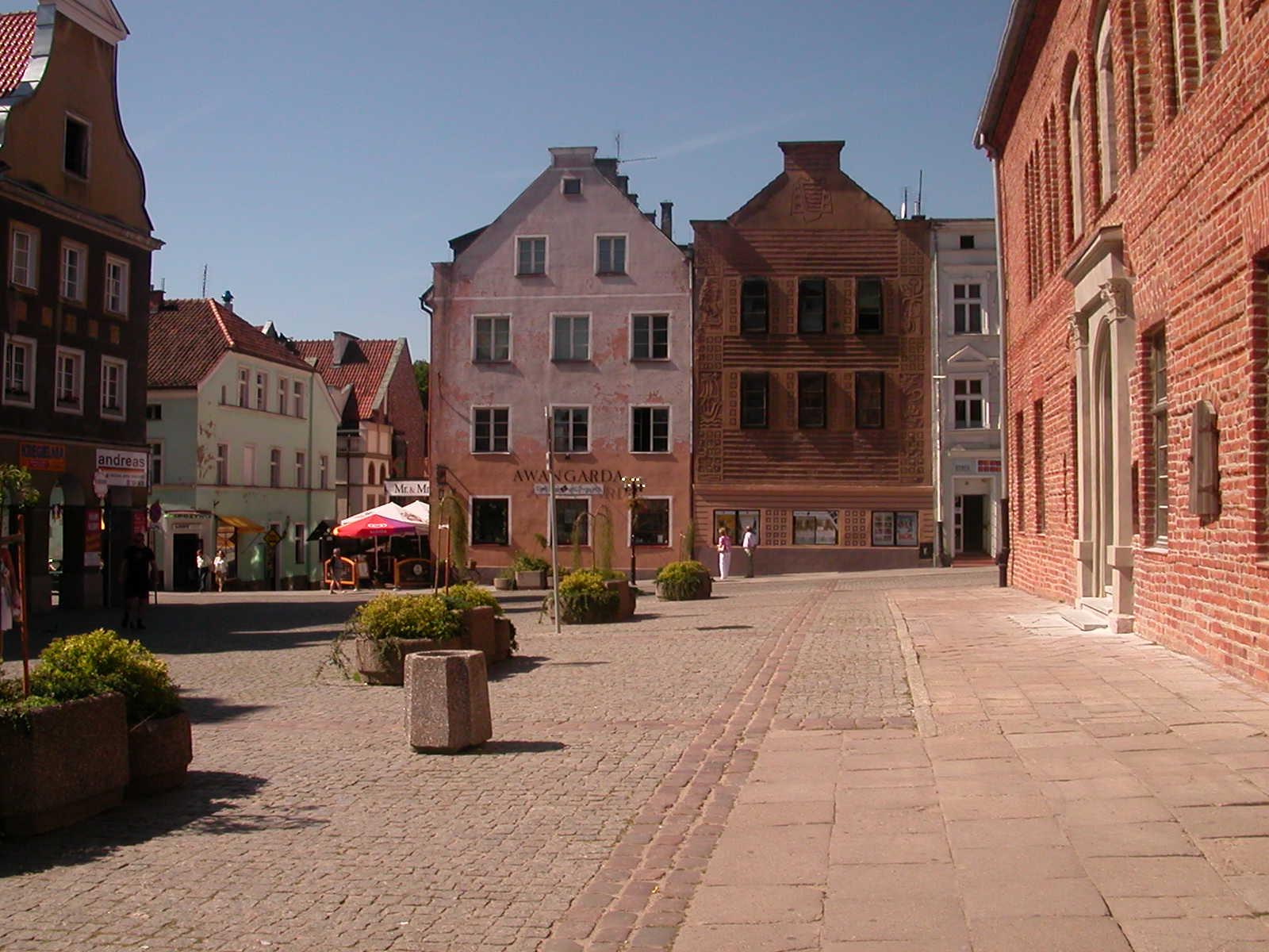 Stare Miasto Olsztyn Wikipedia Wolna Encyklopedia