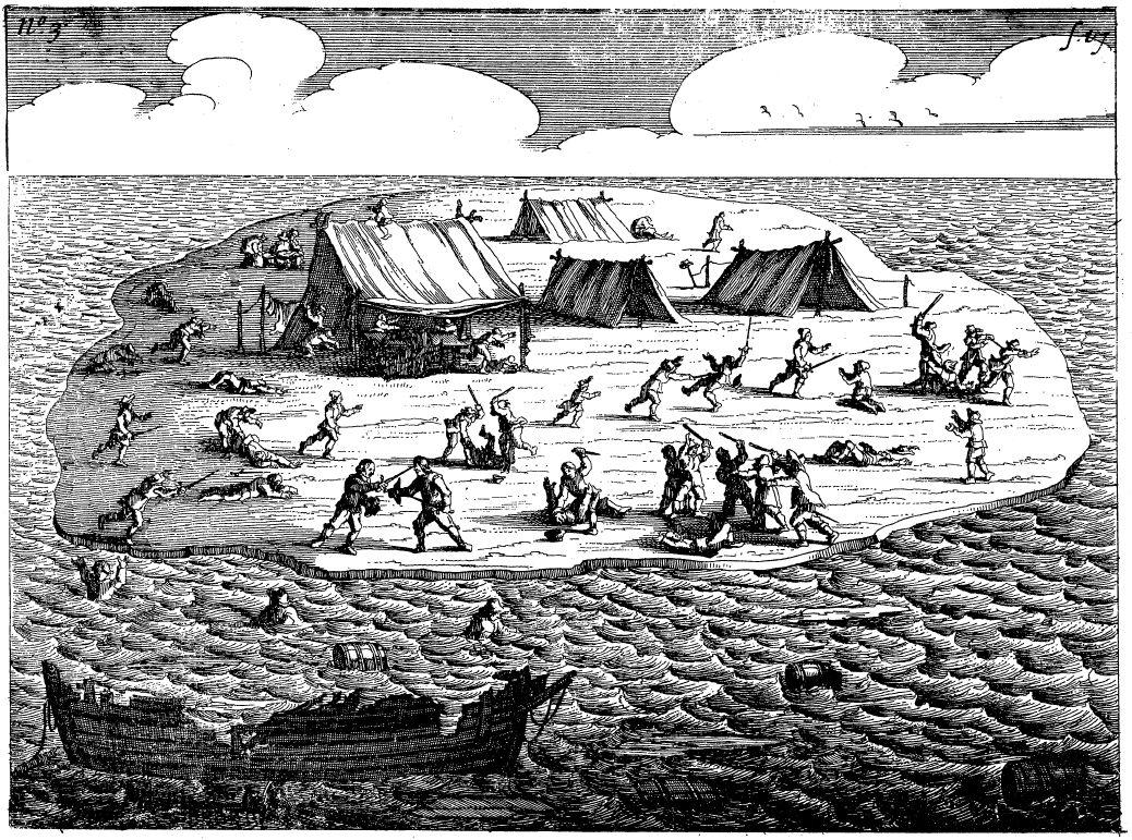 Ongeluckige voyagie vant schip Batavia (Plate 3).jpg