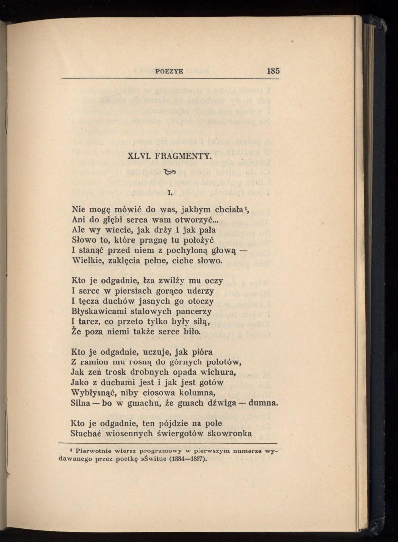 Filepl Maria Konopnicka Poezye T 2 193jpg Wikimedia Commons