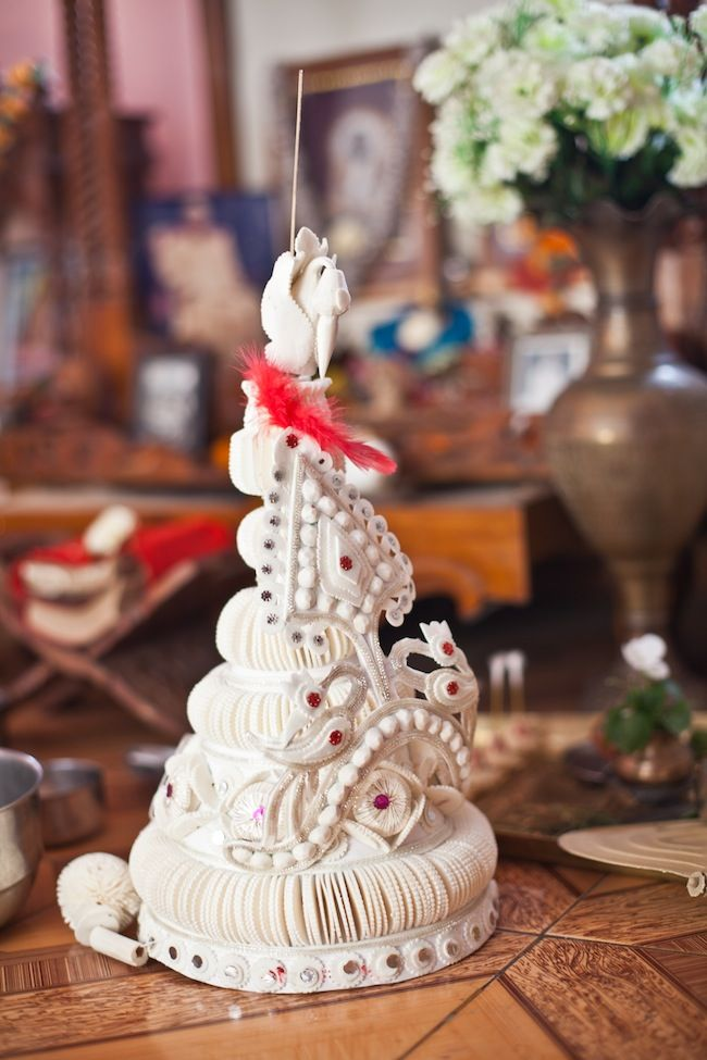 Hindu Wedding Cake Toppers