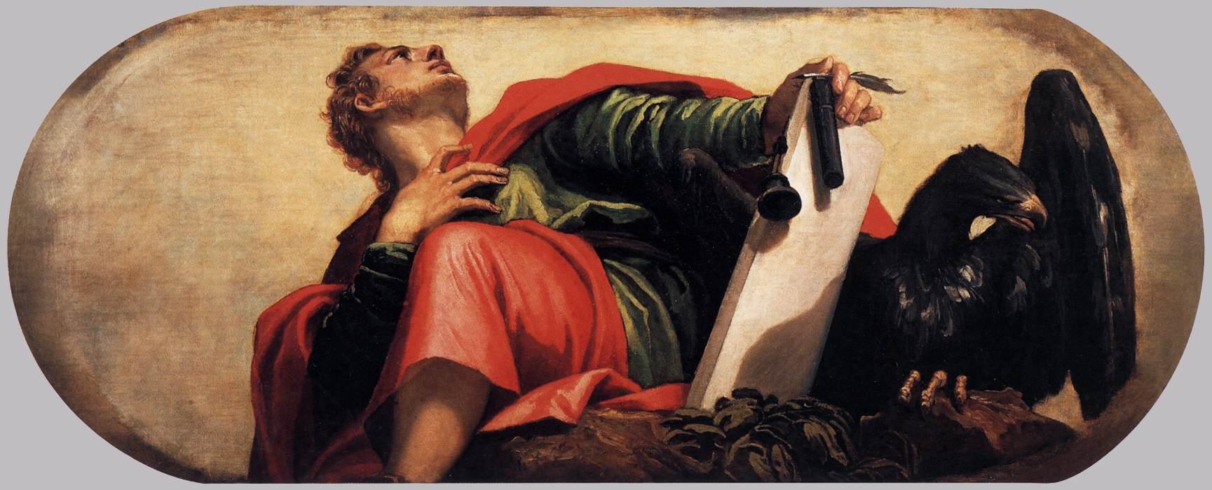 Paolo Veronese - St John the Evangelist - WGA24796.jpg