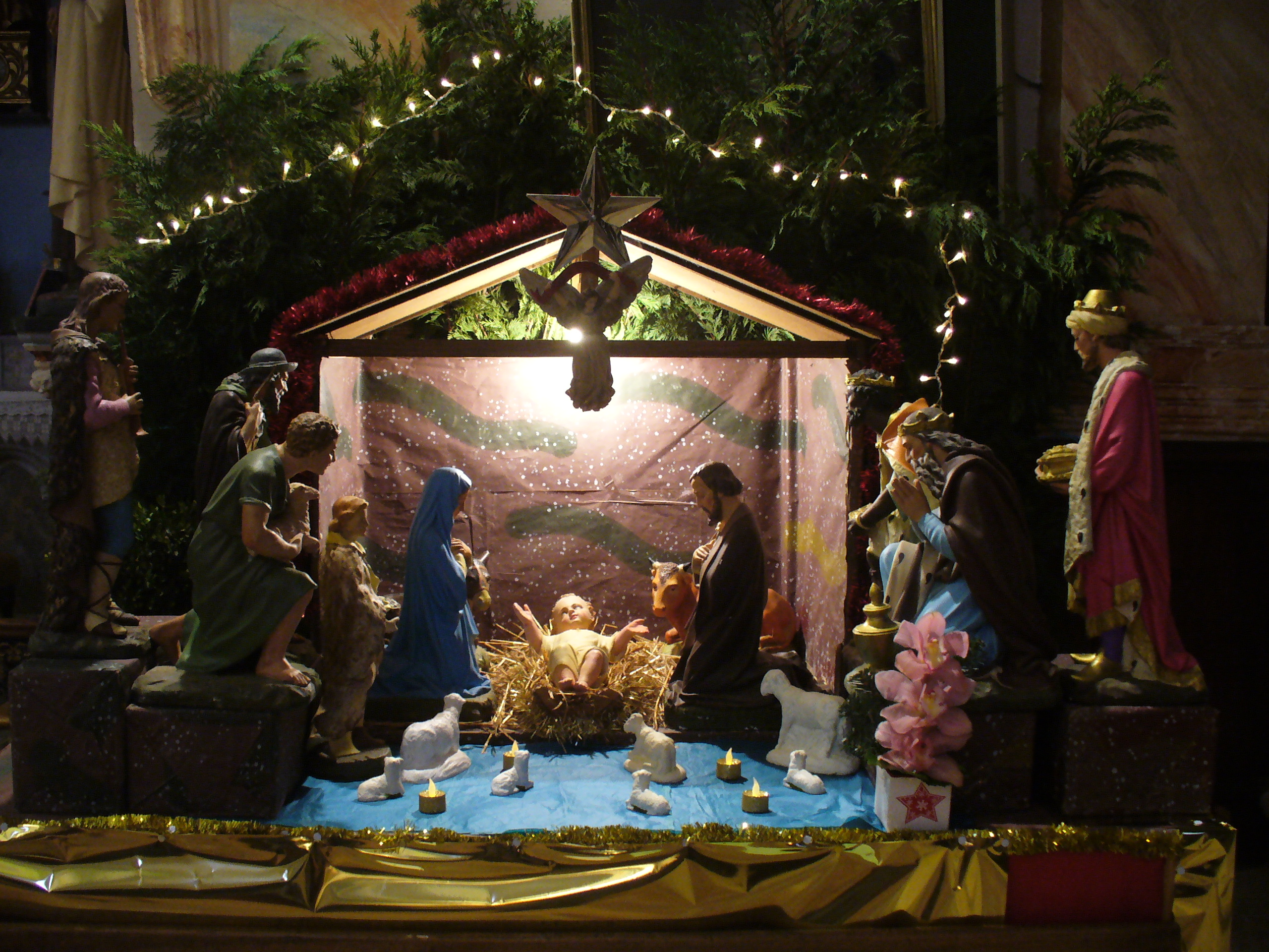 Decoration De Creche Maison