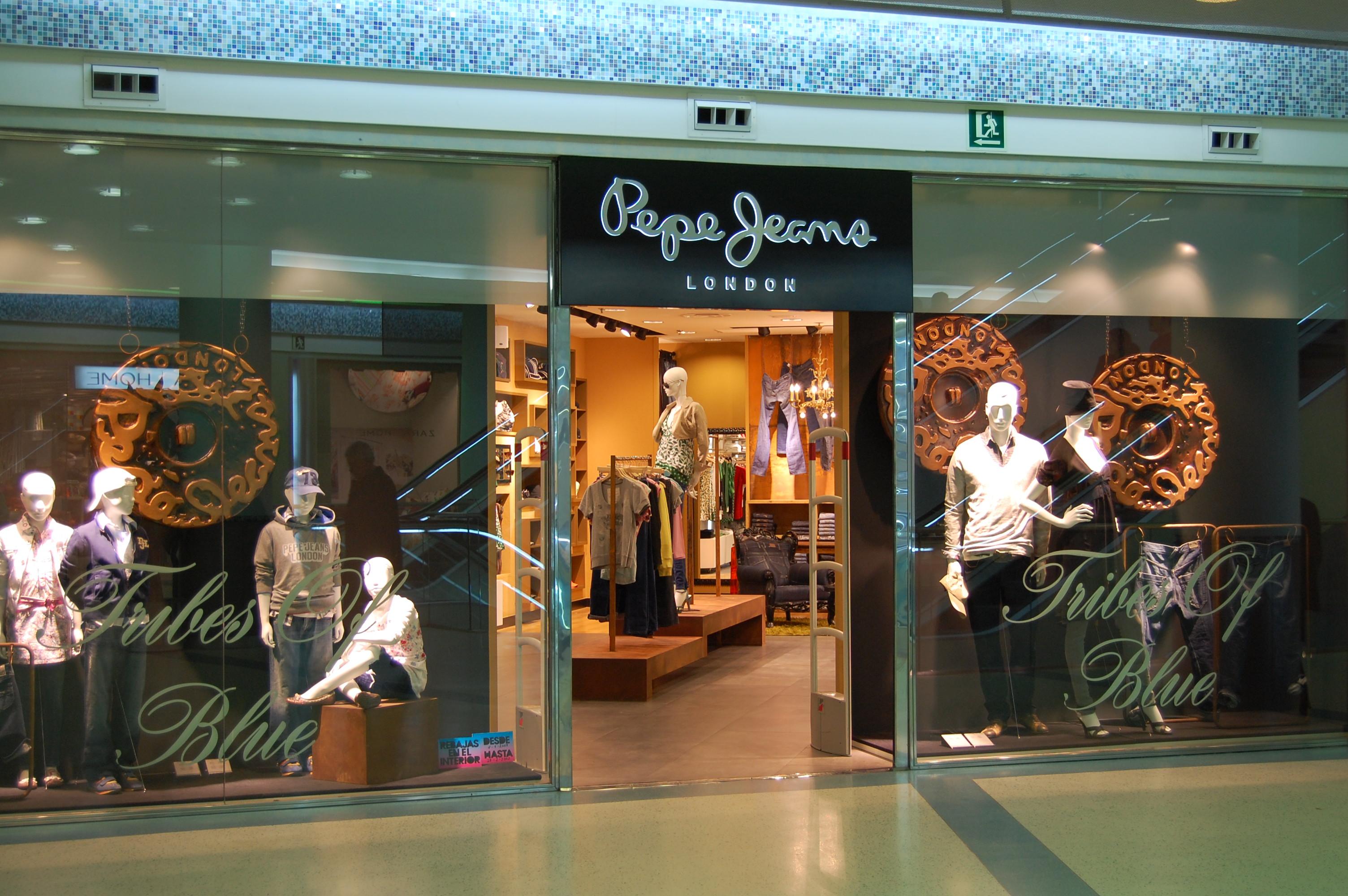 on sale 1e0b0 0b21e Pepe Jeans London – Wikipedia