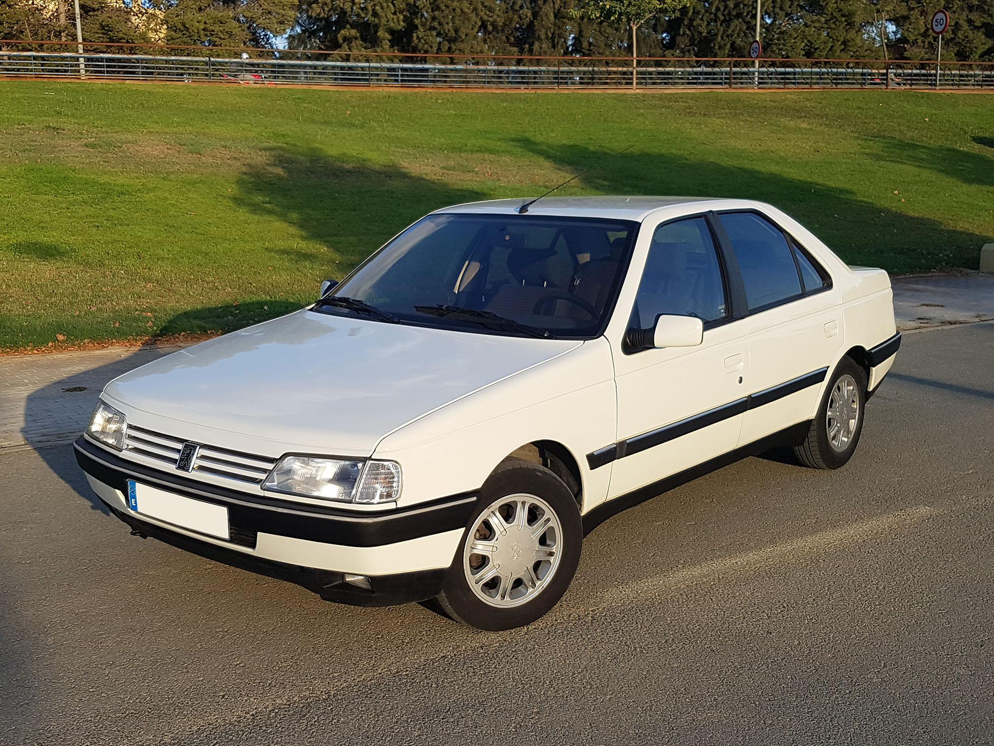 Peugeot 405 Wikipedia A Enciclopedia Livre