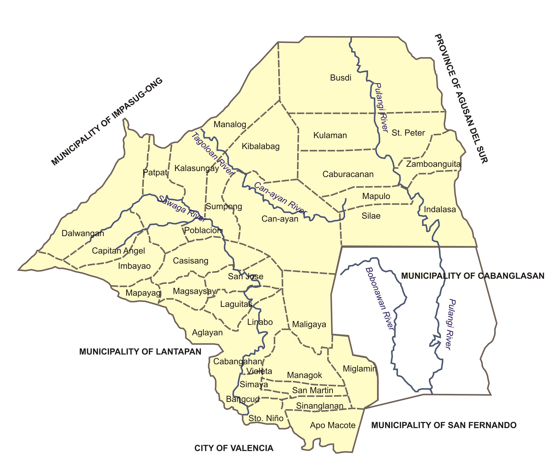 File:Ph bukidnon malaybalay city map png - Wikimedia Commons