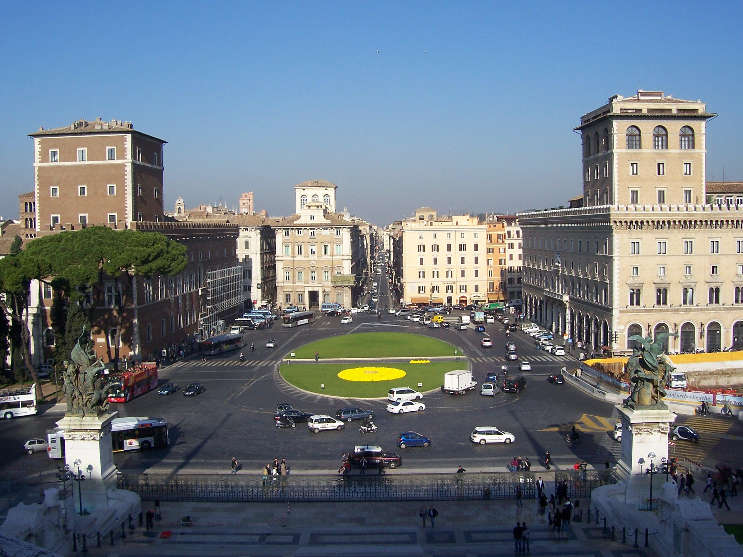 Hotel De Rome Dachterrasse Advent