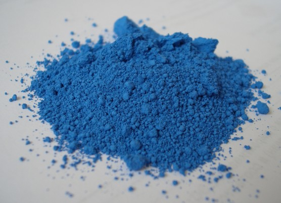 Краситель голубой в домашних условиях