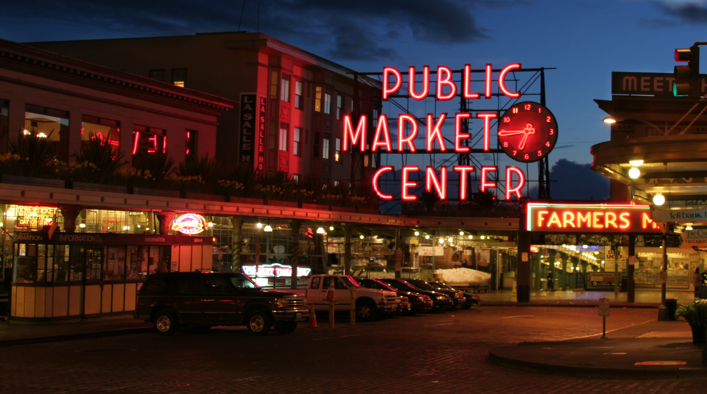 Pike Place Market at night.jpg