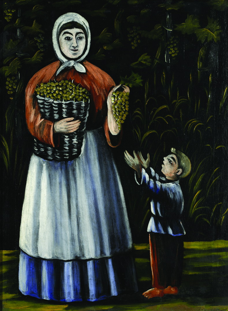 Pirosmani. Mother and Son.jpg