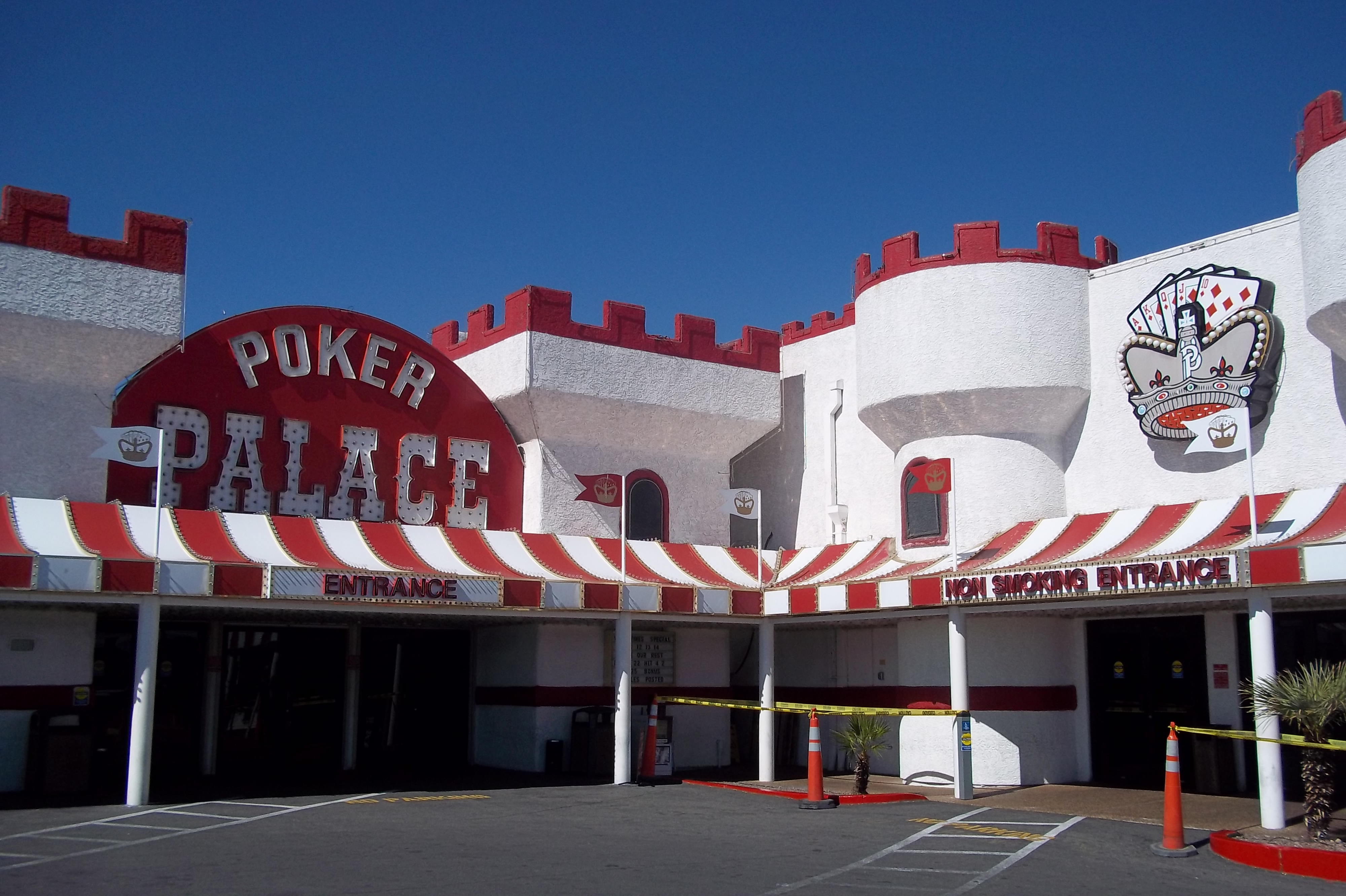 Poker Palace Casino logo