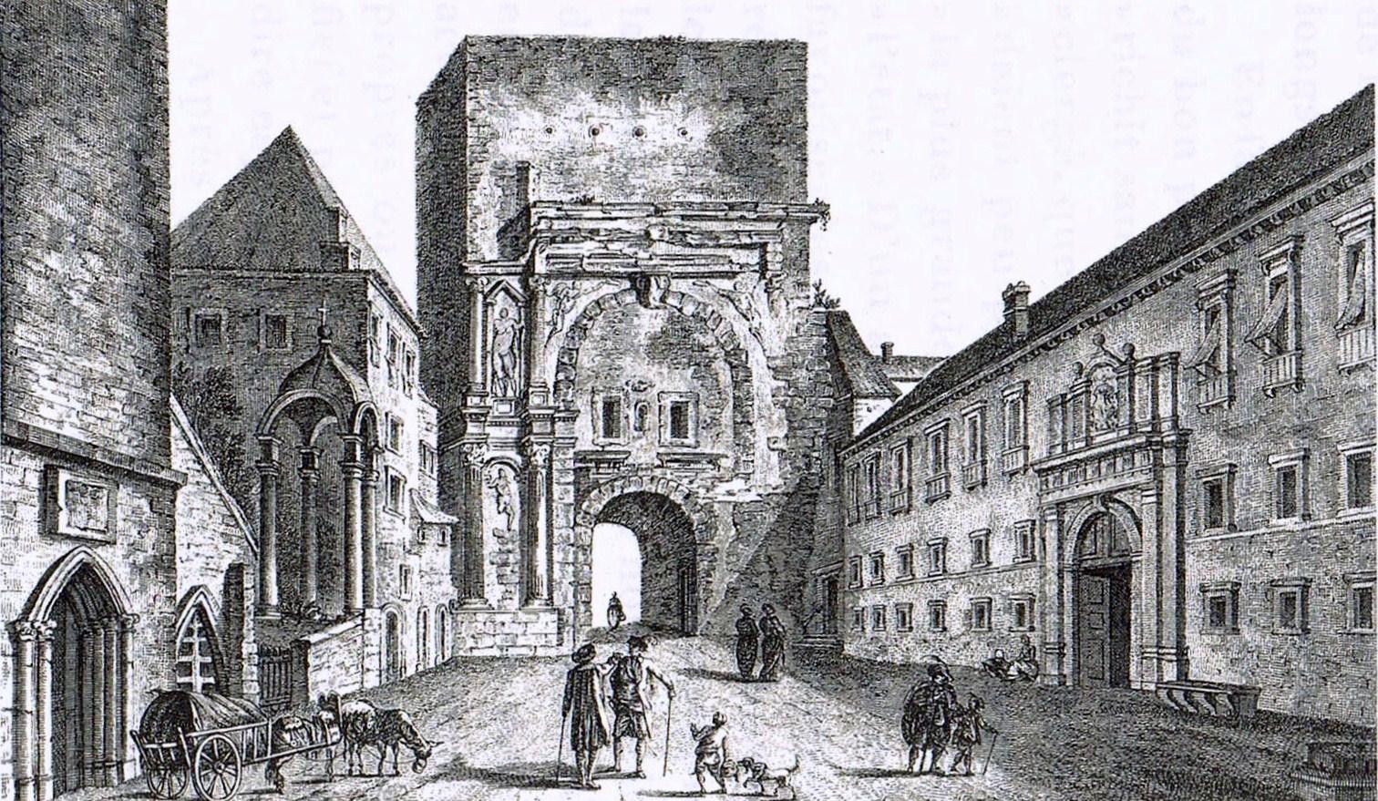 File:Porte Noire 1825 - Besançon.jpg