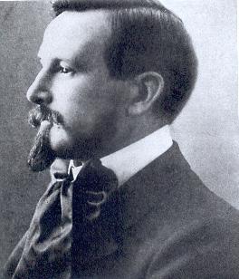 Portrait de Jules Leroux