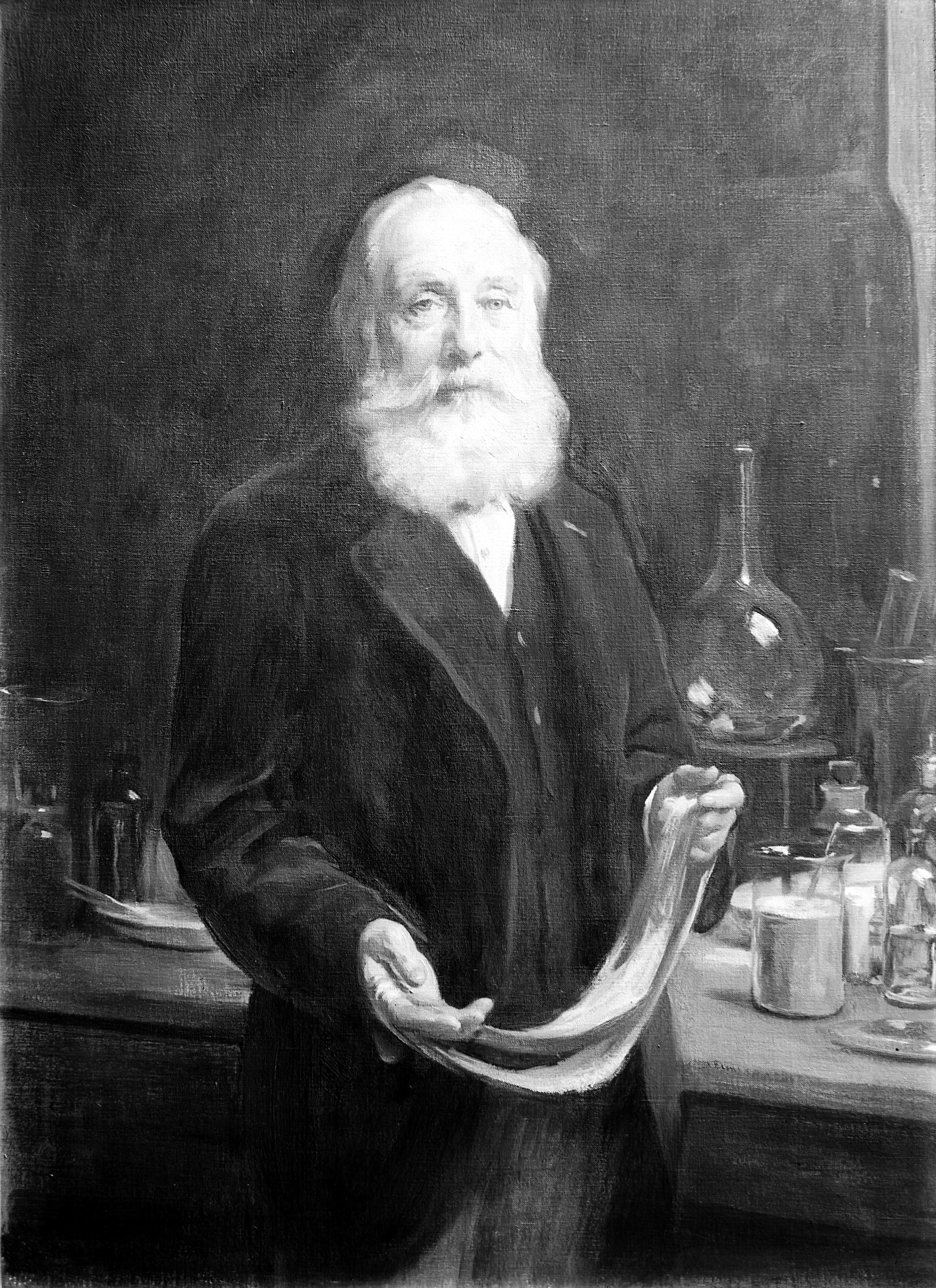 Fileportrait Of Sir William Henry Perkin   Chemist Wellcome