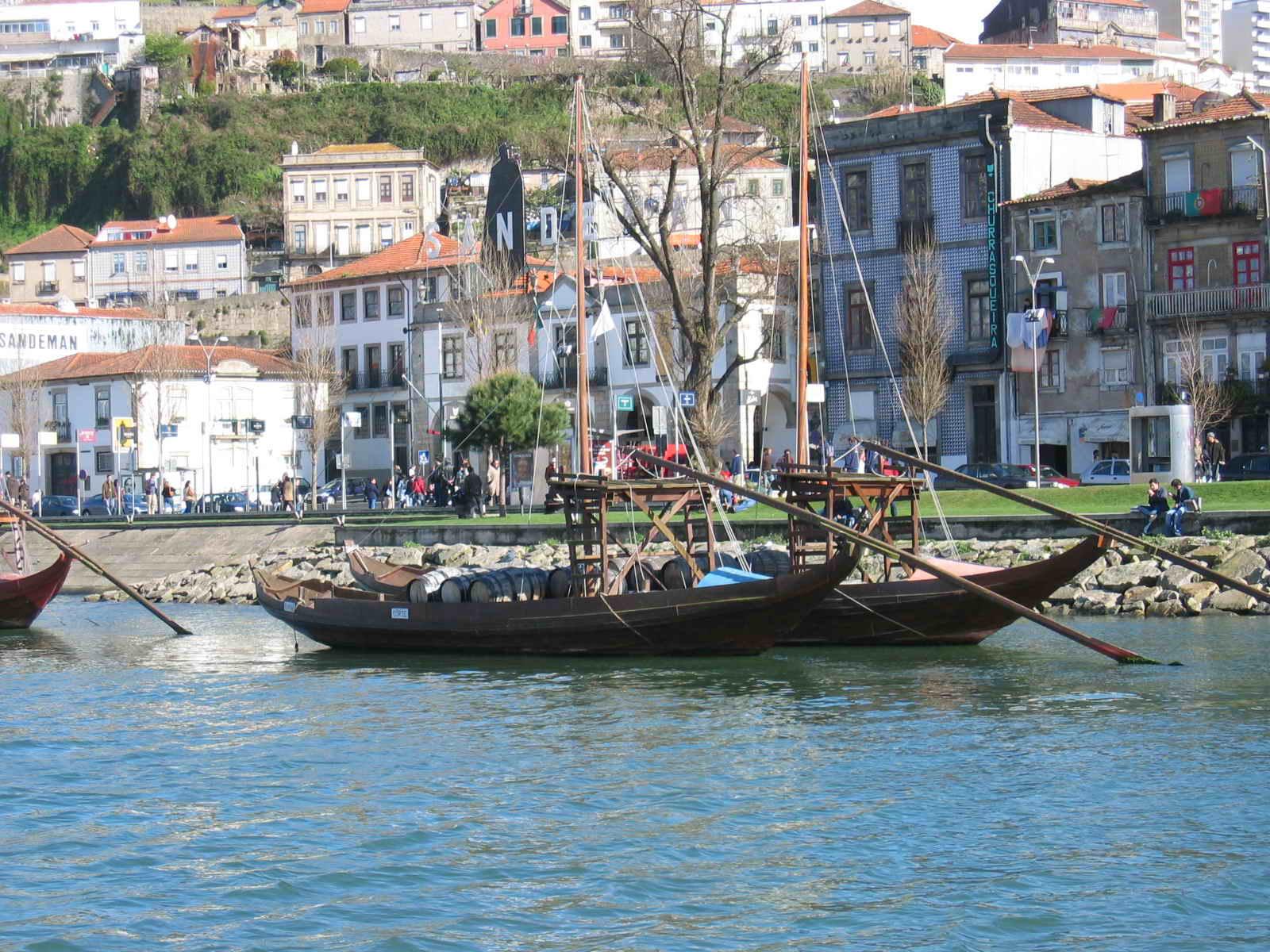 Ville de porto filet de boeuf au porto le jardin du for Piscine a porto portugal