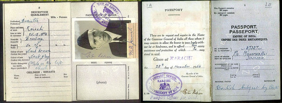 Quaid passport burhan.jpg