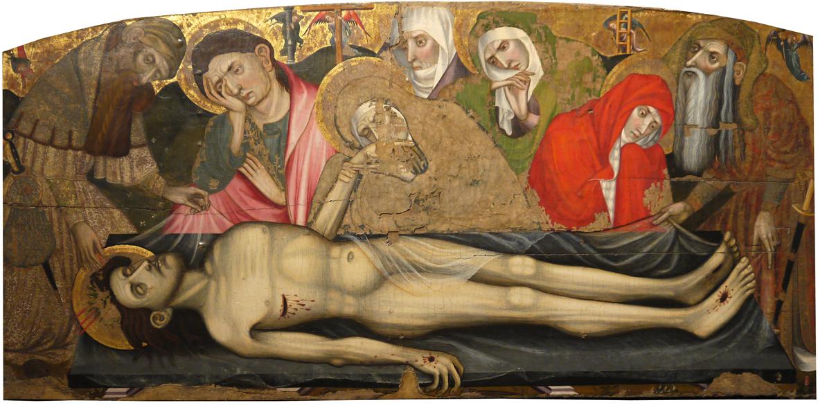 Retaule de la Pietat
