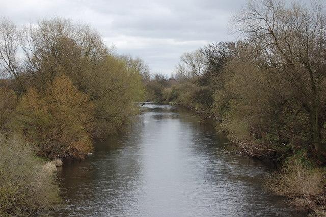 River Wharfe - geograph.org.uk - 753968