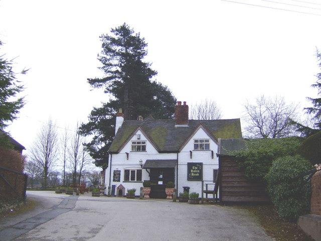Robin Hood, Drayton, Belbroughton - geograph.org.uk - 138335