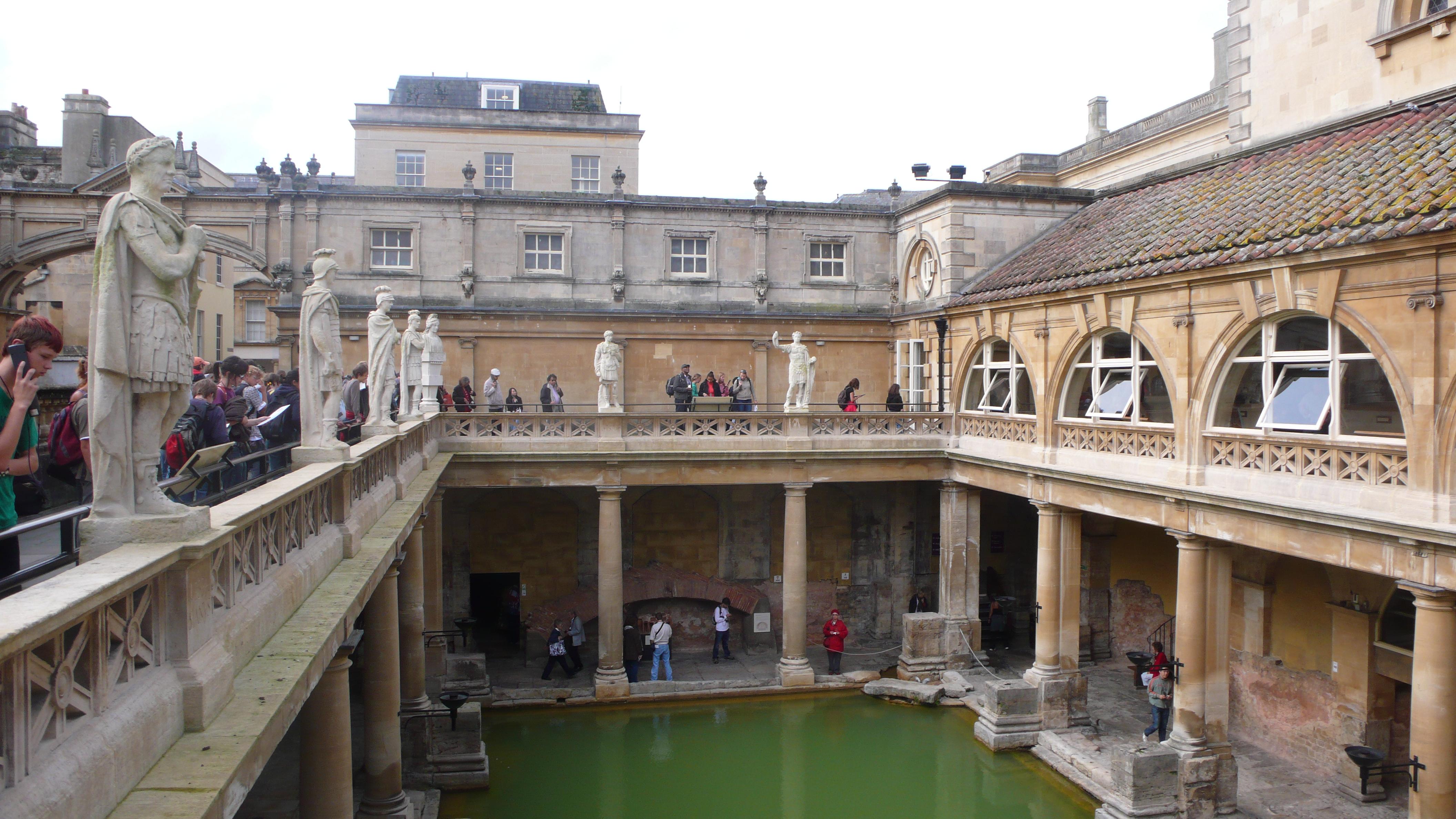 Baños Romanos Merida: baños romanos restos de baño romano reconocimiento nocomercial