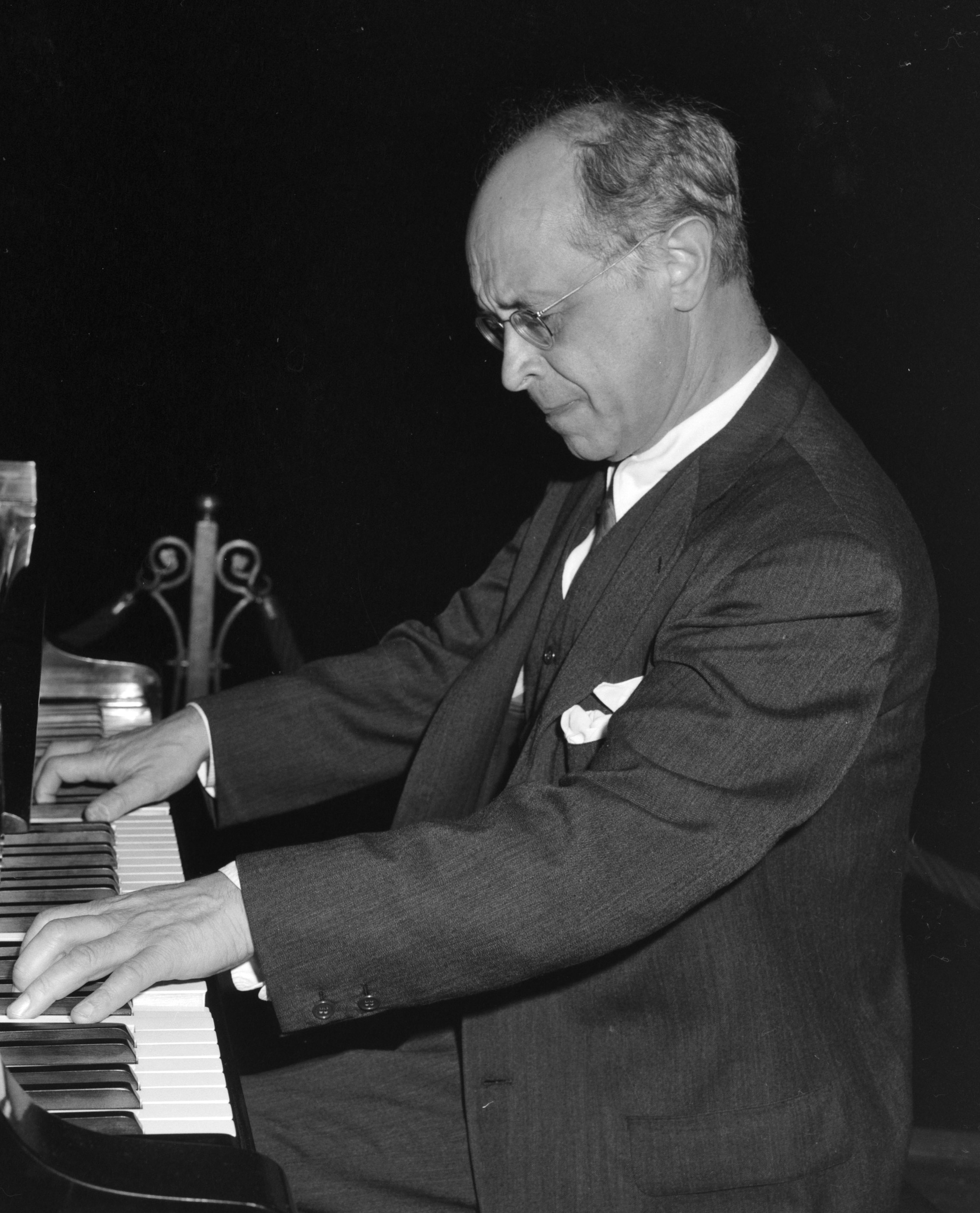 Biography of Rudolf Serkin