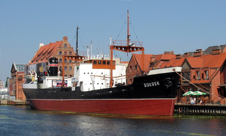 Gəmi — Vikipediya