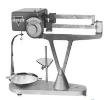 The ST-1 balance was originally manufactured to be a teaching balance for high school and college students. ST-1 Balance.jpg