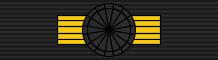 Кавалер Большого креста ордена Полярной звезды