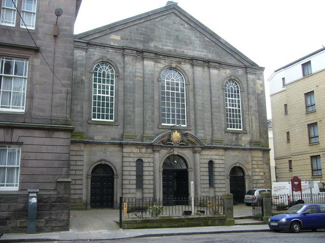 Sacred Heart Edinburgh