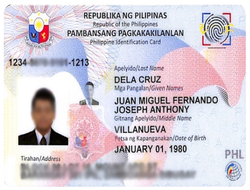 Philippine identity card - Wikipedia